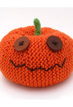 Pumpkin Head Pattern