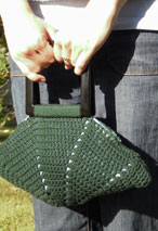 Meg: Crocheted Handbag Pattern