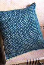 Fair Isle Pillow Pattern