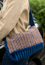 Fun Felted Saddle-Bag Pattern