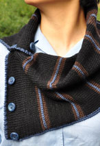 Simple, Easy and Stylish Neck Warmer Pattern