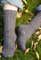 Cotswold Socks Pattern