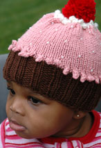 Beaded Cupcake Hat Pattern