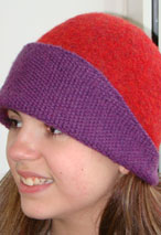 Felted Cloche Pattern