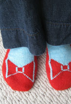 Dorothy's Ruby Slippers Pattern