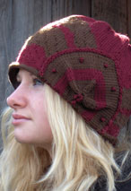 Just So Cloche/Chemo Hat Pattern
