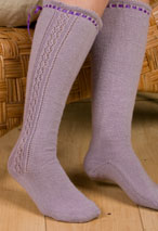 Elinor Stockings Pattern