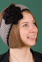 Oxford Crochet Headband/Ear Warmer  Pattern