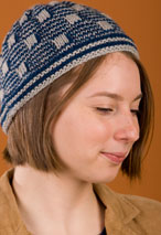 Little Boxes Hat Pattern