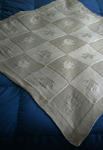 Maple Blanket Pattern
