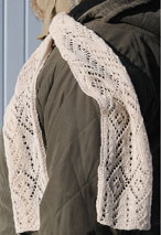 Aviator Scarf Pattern