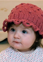 Bubbles Baby Hat Pattern