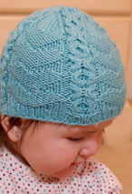 Choosen Baby Hat Pattern