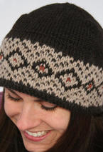 Double Up Hat  Pattern