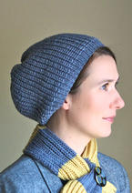 Big Rib Hat Pattern