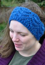 Fern Ear Warmer Pattern