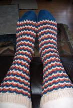 Karen's Socks Pattern