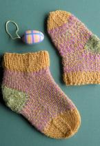 Easter Parade Socks Pattern