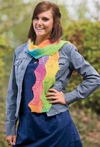 Hexagon Scarf Pattern