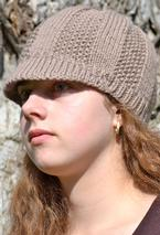 Two-Way Beanie Pattern