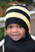 Bumble Bee Hat Pattern