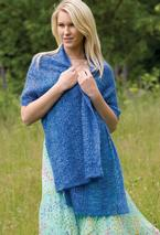 Summer Rain Shawl Pattern