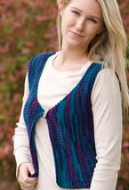 Embrace, Like A Warm Hug Vest Pattern