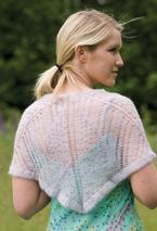 City Lights Shawlette Pattern
