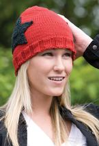 Roller Derby Queen Hat Set Pattern