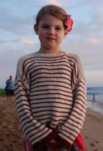 Deckhand Child Sweater Pattern