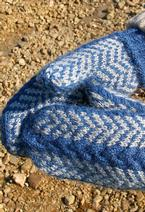 Misty Mountain Mittens Pattern
