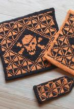 The Skullery Potholder Pattern