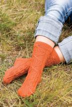 Whirlagig Socks Pattern