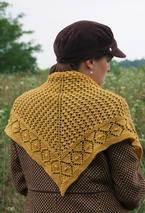 Daisy Chains Shawl Pattern