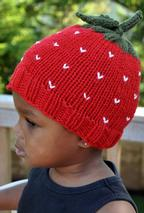 Strawberry Hat Pattern