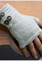 Harvest Mitts  Pattern