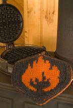 Inflammable Hotpad Pattern