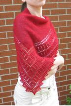 Olga Shawl Pattern