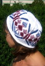 Bjarbo Rolled Brim Hat  Pattern