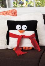 Penguin Pillow Pattern