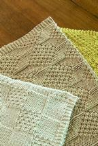 Really Reversible Towels Pattern