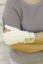 Bracken Fingerless Mitts & Gloves Pattern