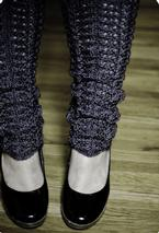 Silk Road Legwarmers Pattern