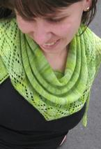 Forest Beauty Shawl/Scarf Pattern