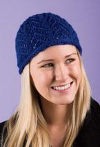 Beach Cusps Beanie Pattern