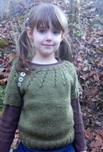 Dawn Child Sweater Pattern