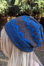 Missoni-inspired Hat Pattern