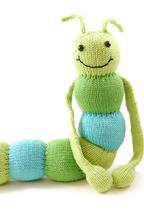 Chadwick the Shakespearean Caterpillar Pattern