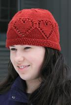 Sweet On You Hat Pattern
