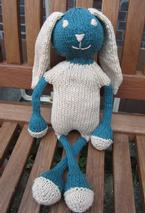 Fridolin Bunny Pattern